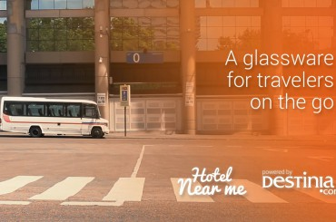 How to book a hotel using your Google Glass